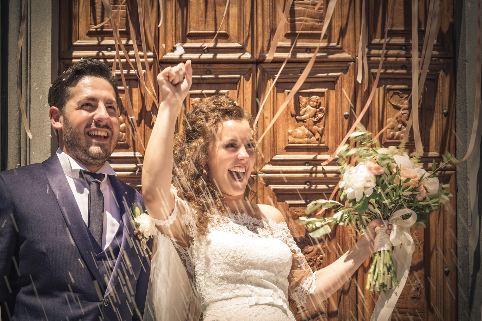Lucrezia e Fabio